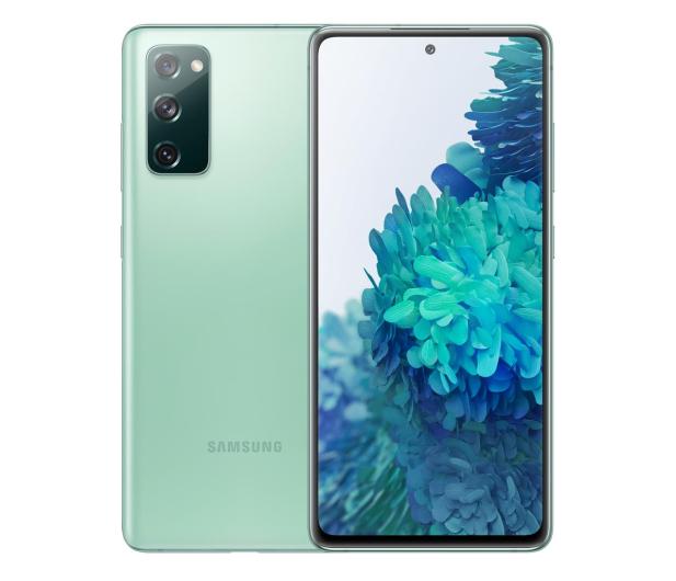 Samsung Galaxy S20 FE Fan Edition Zielony - 590621 - zdjęcie