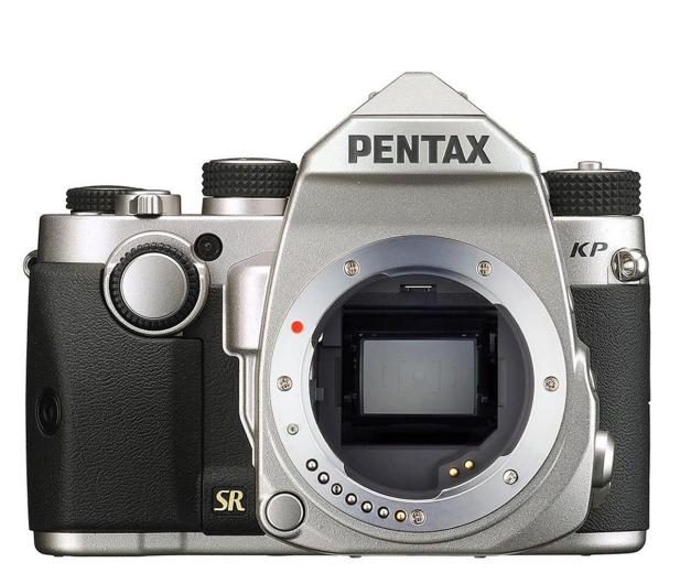 Pentax KP body srebrny - 478153 - zdjęcie