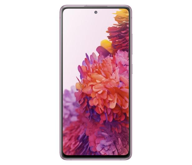 Samsung Galaxy S20 FE 5G Fan Edition Lawendowy  - 590625 - zdjęcie 3