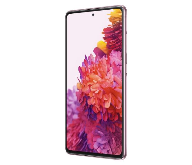 Samsung Galaxy S20 FE 5G Fan Edition Lawendowy  - 590625 - zdjęcie 2