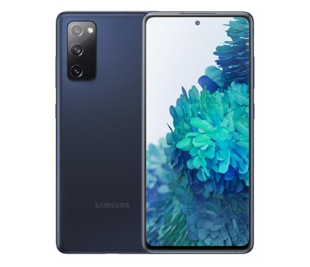 Samsung Galaxy S20 FE 5G Fan Edition Niebieski - 590626 - zdjęcie