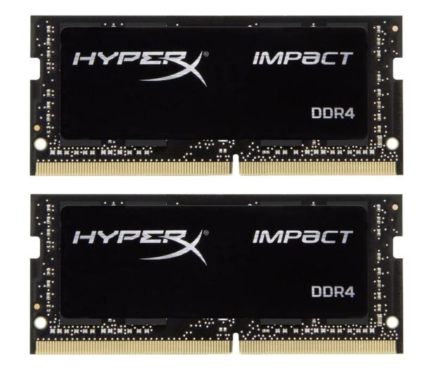HyperX 64GB (2x32GB) 3200MHz CL20 Impact - 590716 - zdjęcie