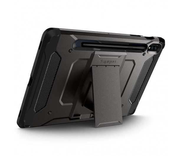 Spigen Tough Armor Pro do Galaxy Tab S7 Gunmetal - 590768 - zdjęcie 3