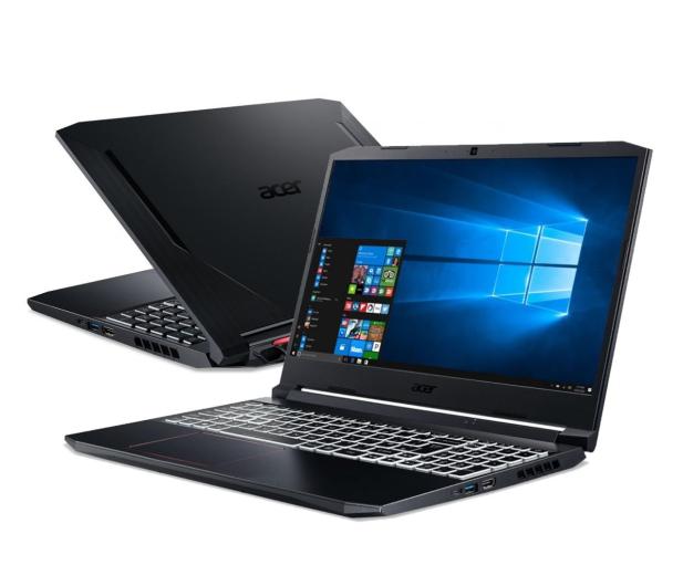 Acer Nitro 5 i7-10750H/16GB/512/W10 RTX2060 144Hz - 571721 - zdjęcie
