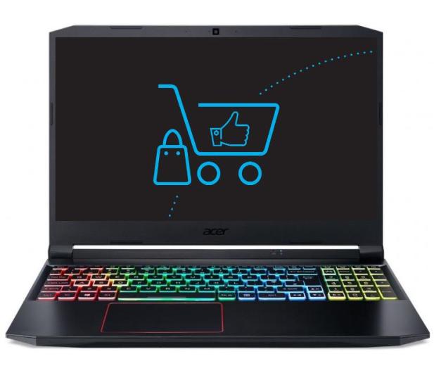 Acer Nitro 5 i7-10750H/16GB/512 RTX2060 144Hz - 571716 - zdjęcie 3