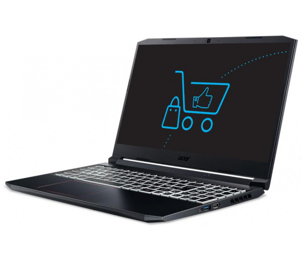 Acer Nitro 5 i7-10750H/16GB/512 RTX2060 144Hz - 571716 - zdjęcie 2