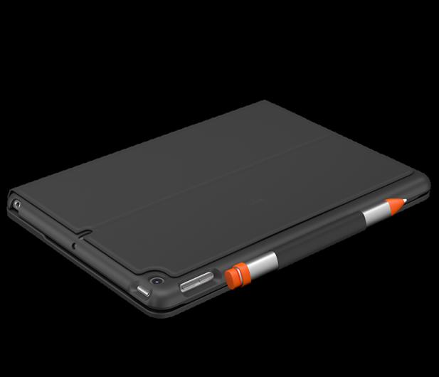 """Logitech Slim Folio iPad 10.2"""" (7. i 8. gen) - 590799 - zdjęcie 5"""