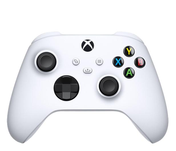 Microsoft Xbox Series Controller - White - 593490 - zdjęcie