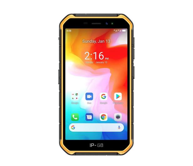 uleFone Armor X7 Pro 4/32GB Dual SIM LTE pomarańczowy - 571812 - zdjęcie 2