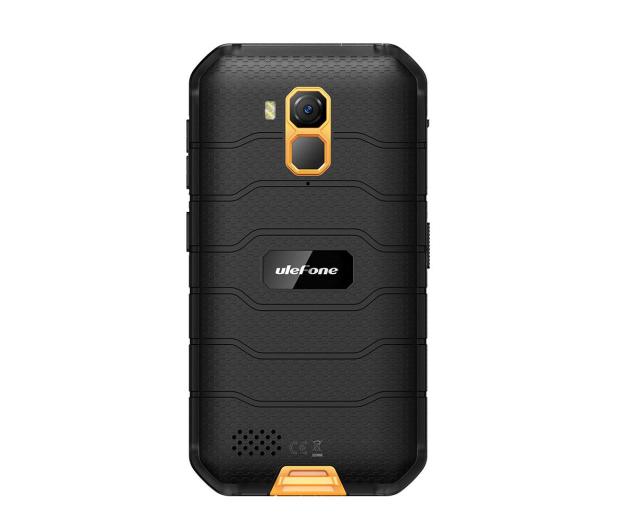 uleFone Armor X7 Pro 4/32GB Dual SIM LTE pomarańczowy - 571812 - zdjęcie 3