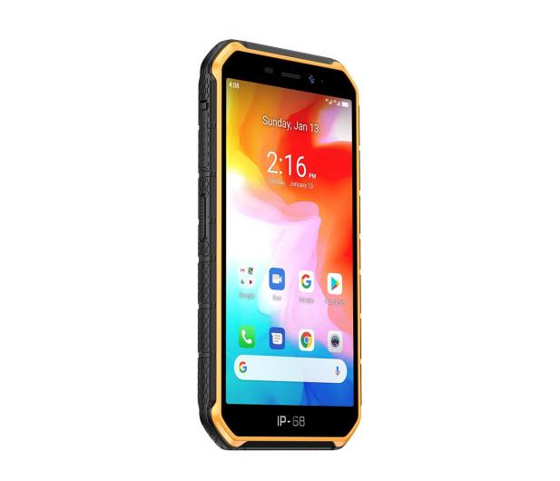 uleFone Armor X7 Pro 4/32GB Dual SIM LTE pomarańczowy - 571812 - zdjęcie 4
