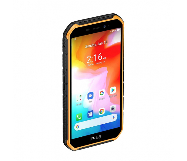 uleFone Armor X7 Pro 4/32GB Dual SIM LTE pomarańczowy - 571812 - zdjęcie 6