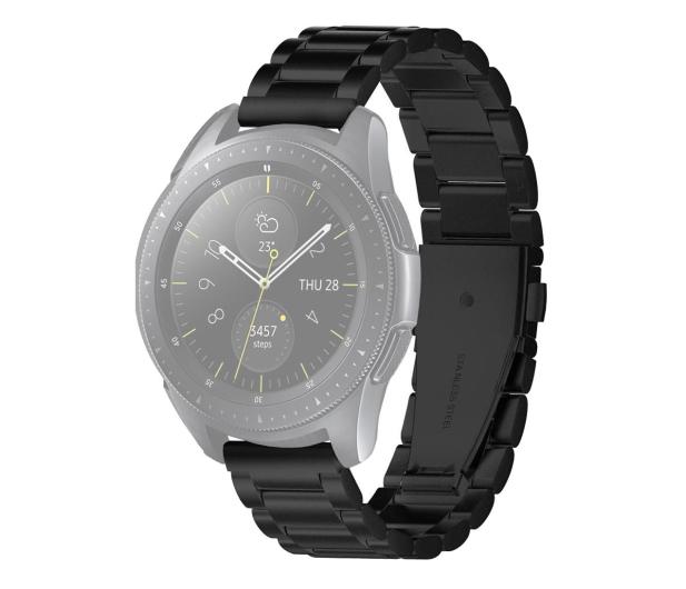 Spigen Bransoleta do smartwatchy Modern Fit Band czarny - 527359 - zdjęcie