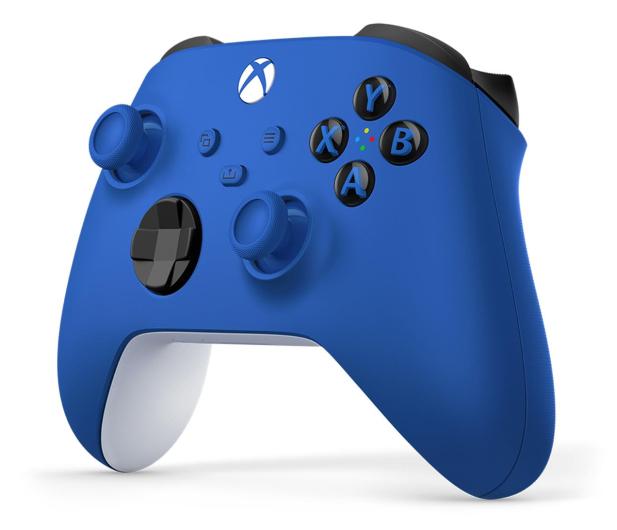 Microsoft Xbox Series Controller - Blue - 593493 - zdjęcie 3