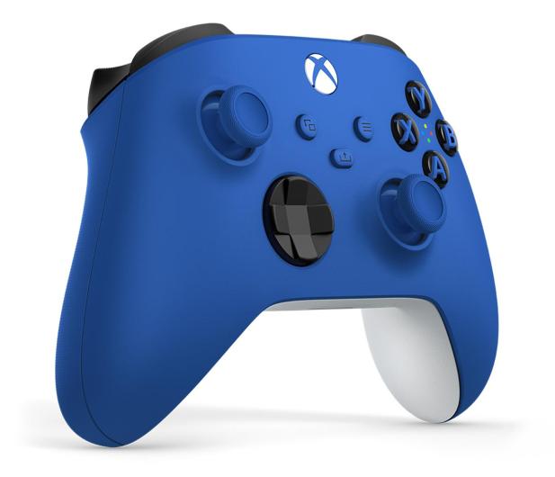 Microsoft Xbox Series Controller - Blue - 593493 - zdjęcie 2