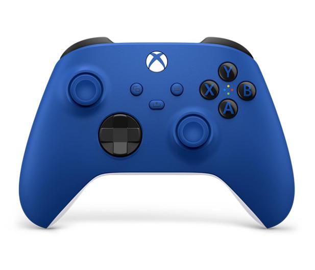 Microsoft Xbox Series Controller - Blue - 593493 - zdjęcie