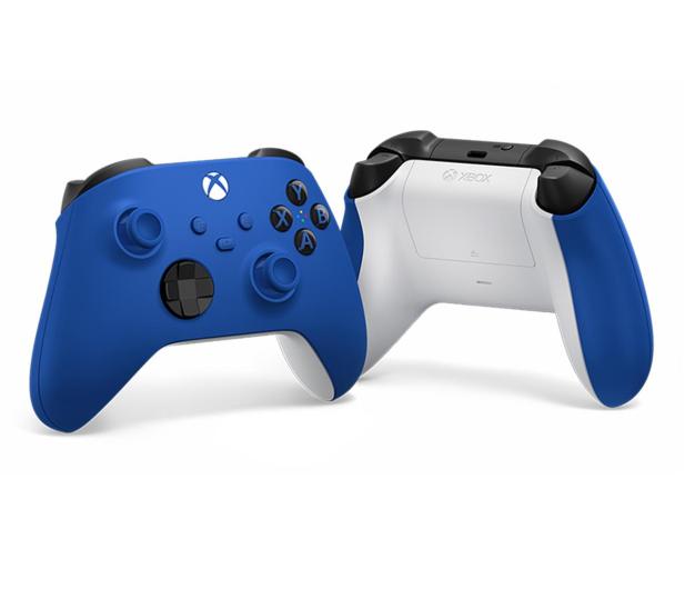 Microsoft Xbox Series Controller - Blue - 593493 - zdjęcie 5