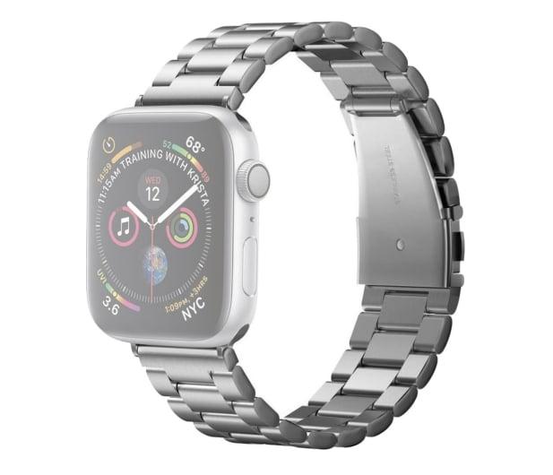 Spigen Bransoleta do Apple Watch Modern Fit Band srebrny - 527302 - zdjęcie