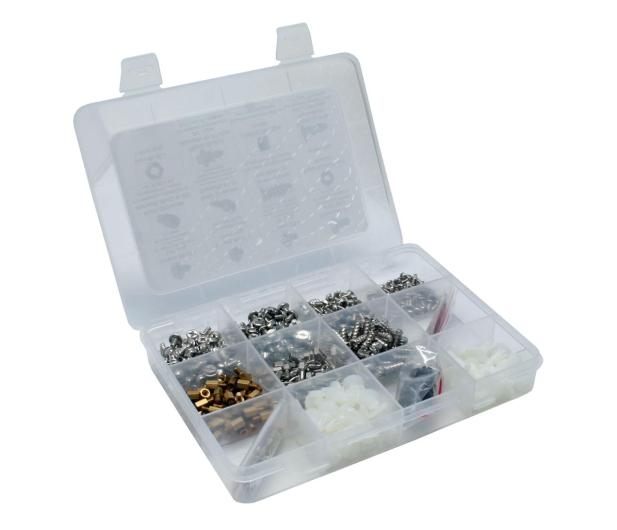 InLine Zestaw śrubek montażowych 550 elementów  - 591453 - zdjęcie