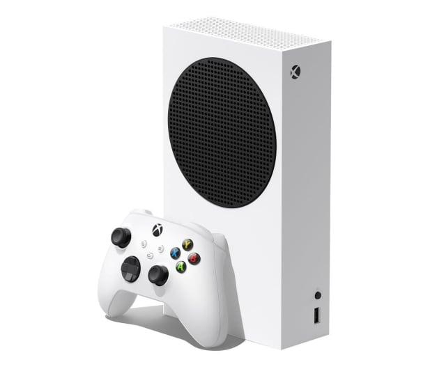 Microsoft Xbox Series S - 590399 - zdjęcie
