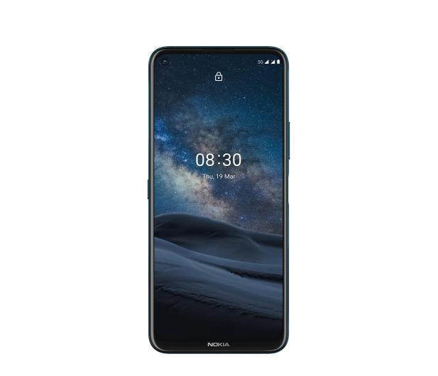 Nokia 8.3 5G 8/128GB Polar Night + Nokia Earbuds BH-405 - 591197 - zdjęcie 3