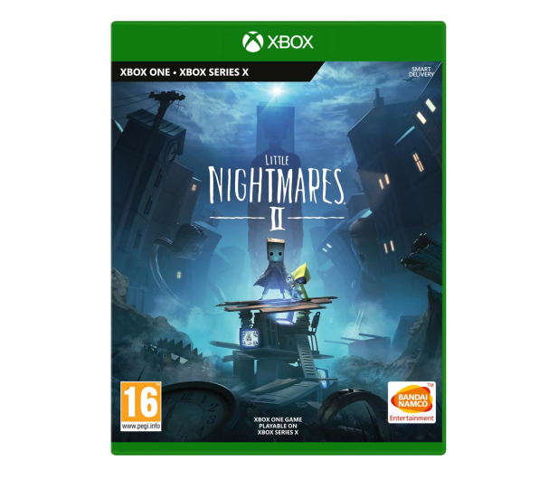 Xbox Little Nightmares 2 Collectors Edition - 593297 - zdjęcie