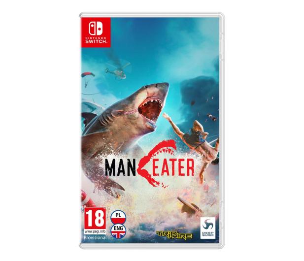 Switch Maneater Day One Edition - 590924 - zdjęcie