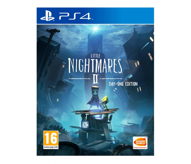 PlayStation Little Nightmares 2 d1 Edition - 593296 - zdjęcie
