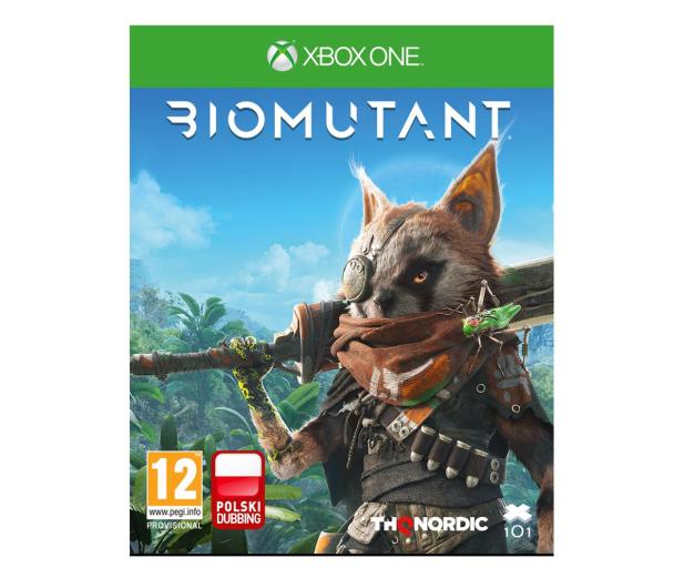 Xbox Biomutant - 590918 - zdjęcie