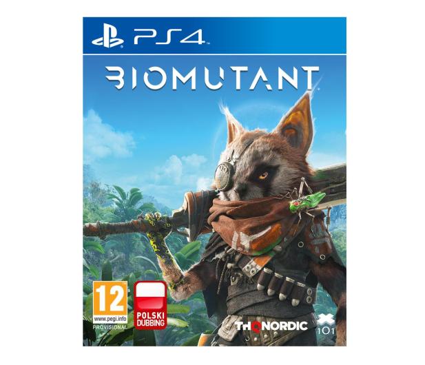 PlayStation Biomutant - 590901 - zdjęcie