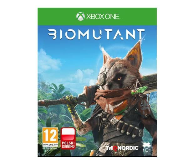 Xbox Biomutant Edycja Atomowa - 590920 - zdjęcie