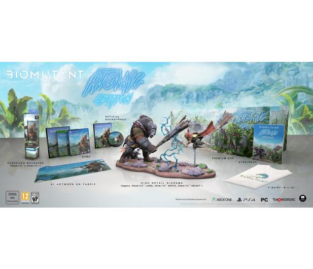 PlayStation Biomutant Edycja Atomowa - 590903 - zdjęcie 2