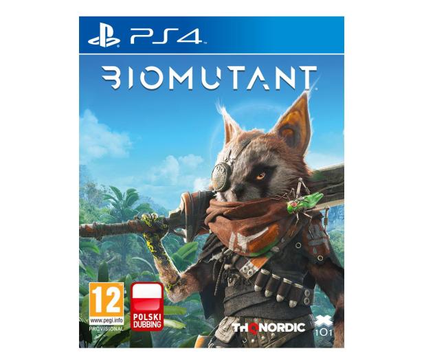 PlayStation Biomutant Edycja Atomowa - 590903 - zdjęcie