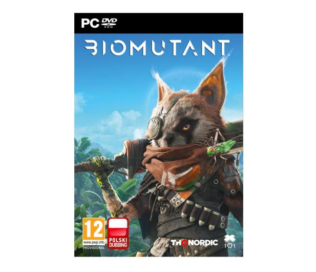 PC Biomutant Edycja Atomowa - 590928 - zdjęcie