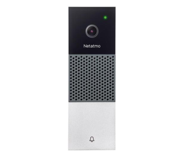 Netatmo DOORBELL Inteligentny wideodomofon FullHD - 574577 - zdjęcie