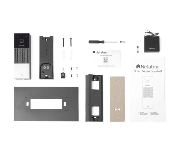 Netatmo DOORBELL Inteligentny wideodomofon FullHD - 574577 - zdjęcie 3