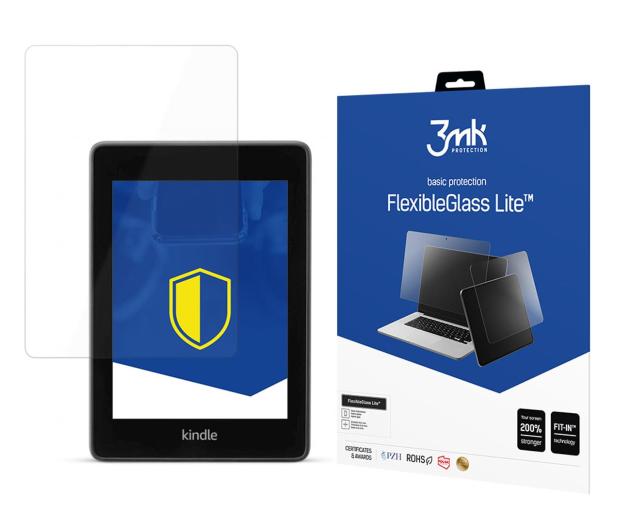 3mk Flexible Glass Lite do Amazon Kindle Paperwhite 4 - 569234 - zdjęcie