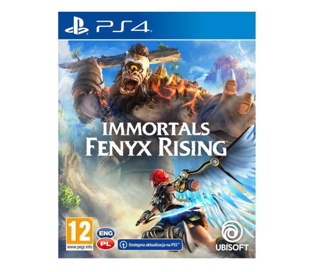 Playstation Immortals Fenyx Rising Gry Na Playstation 4 Sklep Komputerowy X Kom Pl