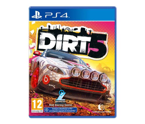 PlayStation DIRT 5 - 590889 - zdjęcie