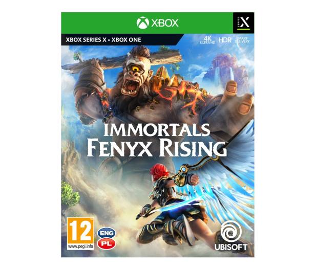 Xbox Immortals Fenyx Rising - 507974 - zdjęcie