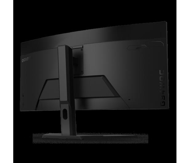 Gigabyte G34WQC czarny Curved HDR - 593252 - zdjęcie 4