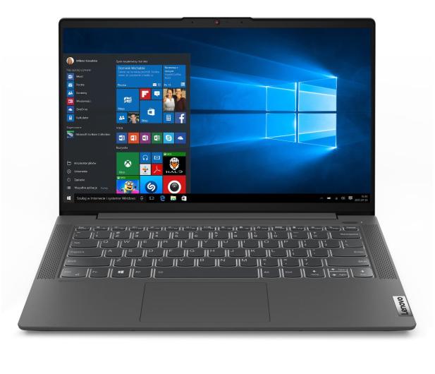Lenovo IdeaPad 5-14 i3-1005G1/8GB/256/Win10 MX330 - 583629 - zdjęcie