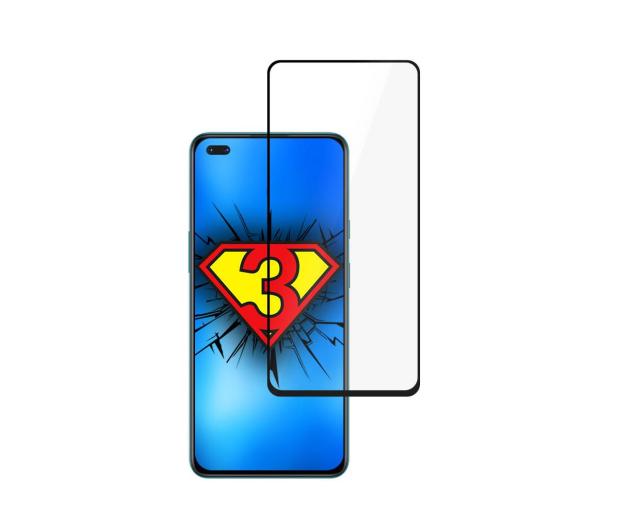 3mk Szkło HardGlass MAX Lite do OnePlus Nord - 593454 - zdjęcie
