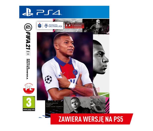 PlayStation FIFA 21 : EDYCJA MISTRZOWSKA  - 574688 - zdjęcie