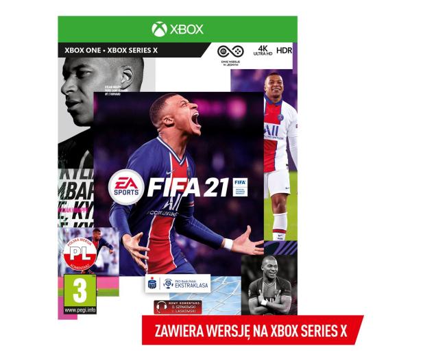 Xbox FIFA 21 - 574690 - zdjęcie