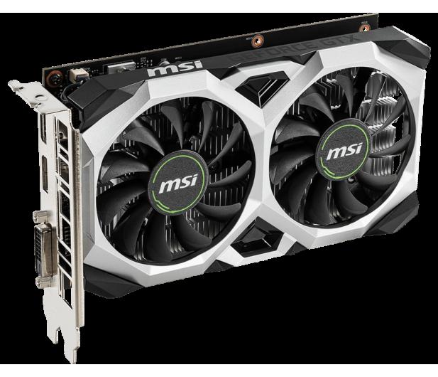 MSI GeForce GTX 1650 VENTUS XS OCV1 4GB GDDR5 - 593694 - zdjęcie 3