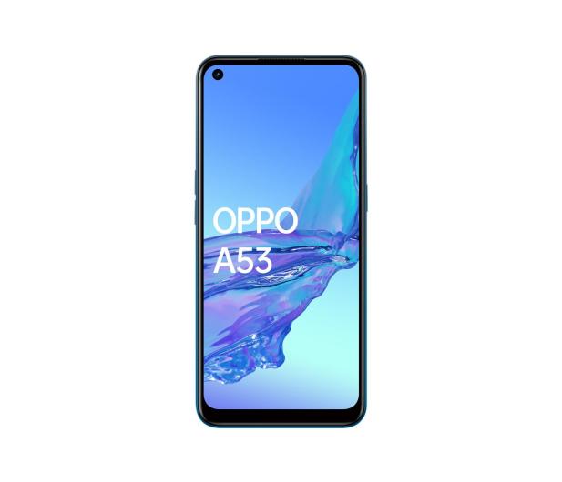 OPPO A53 4/128GB niebieski - 593968 - zdjęcie 3