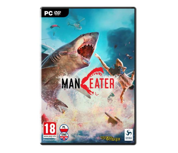 PC Maneater Day One Edition - 593611 - zdjęcie