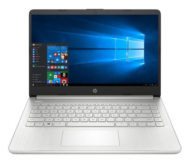 HP 14s i5-1035G1/8GB/512/Win10 IPS - 584023 - zdjęcie