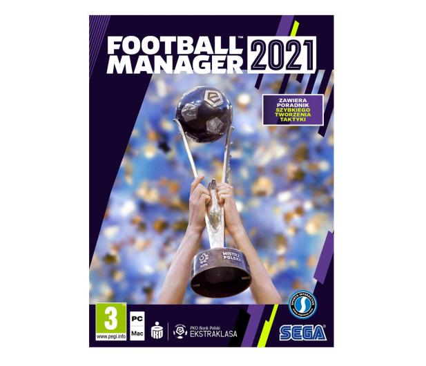 PC Football Manager 2021  - 594612 - zdjęcie